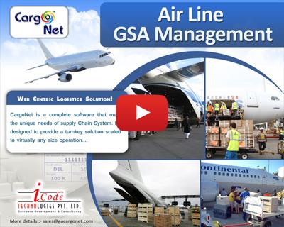 CargoNet Cargo Air Line GSA Management