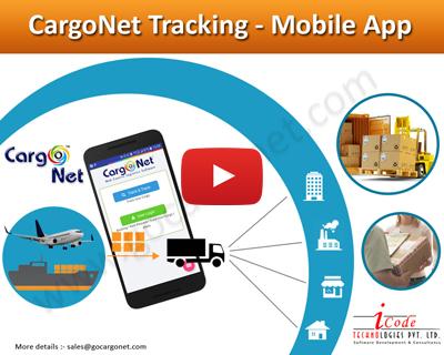 CargoNet Cargo Tracking app