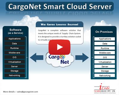 CargoNet Smart Cloud Server