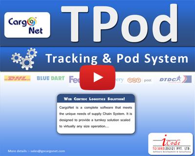 CargoNet cargo Tracking & POD System
