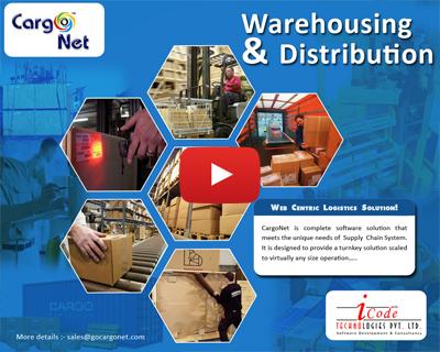 Cargonet Warehouse & Distribution Software